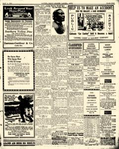 Laurel Leader, May 04, 1916, Page 5