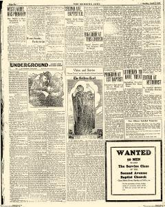 Laurel Morning Call, April 07, 1929, Page 6