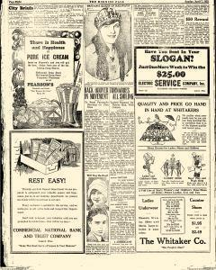 Laurel Morning Call, April 07, 1929, Page 8