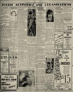 Daily Capital News, April 25, 1931, Page 4
