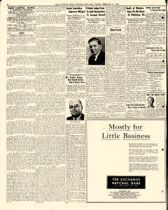 Daily Capital News, February 15, 1938, Page 6