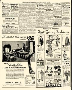 Daily Capital News, February 15, 1938, Page 10