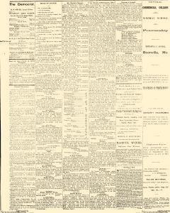 Daily Democrat, February 14, 1872, Page 4