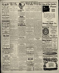 Anaconda Standard, August 13, 1912, Page 20