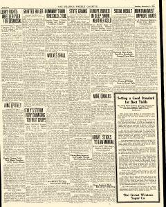 Billings Weekly Gazette, December 01, 1925, Page 2