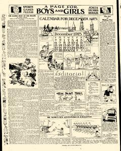 Billings Weekly Gazette, December 01, 1925, Page 4