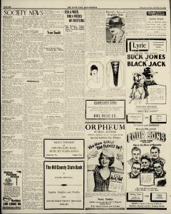 Havre Daily News Promoter, November 10, 1928, Page 12