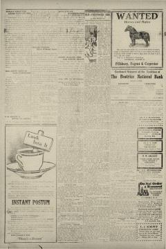 Beatrice Daily Sun, August 28, 1913, Page 2