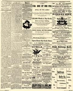 Reno Evening Gazette, November 11, 1890, Page 2