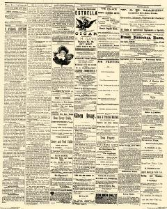 Reno Evening Gazette, December 06, 1890, Page 2