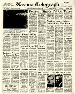 Nashua Telegraph, May 09, 1969, Page 1