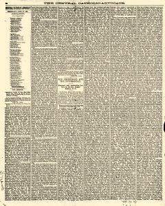 Central Catholic Advocate, April 14, 1881, Page 2