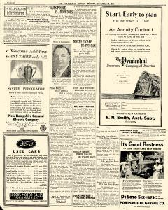 Portsmouth Herald, September 19, 1932, Page 6