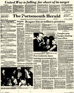 Portsmouth Herald, January 08, 1976, Page 1