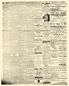 New Brunswick Daily Times, November 17, 1883, Page 2