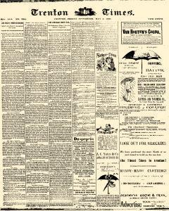 Trenton Times, May 02, 1890, Page 1