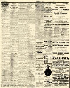 Albuquerque Journal, October 19, 1882, Page 4