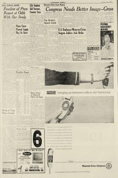 Albuquerque Journal, February 27, 1967, Page 15