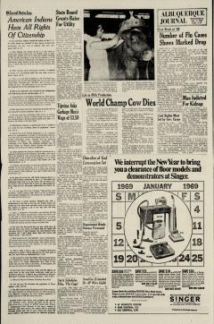 Albuquerque Journal, January 08, 1969, Page 28