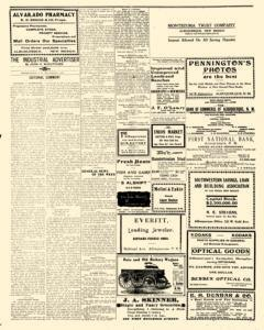 Industrial Advertiser And Weekly News