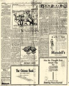 Clovis New Mexico Evening News Journal, July 23, 1929, Page 2