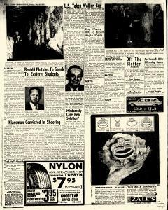 Clovis News Journal, May 26, 1963, Page 2