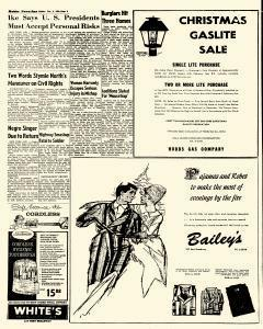 Hobbs Daily News Sun, December 06, 1963, Page 20