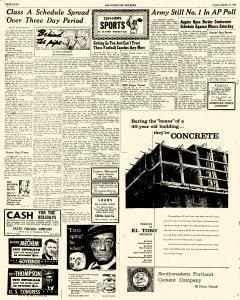Las Cruces Sun News, October 21, 1958, Page 8