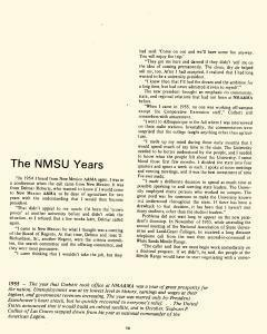 New Mexico Aggie, January 01, 1970, Page 22