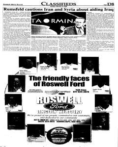 Roswell Daily Record, February 12, 2006, Page 38
