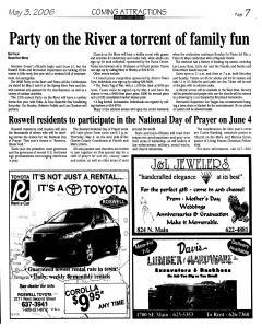 Roswell Daily Record, May 03, 2006, Page 27