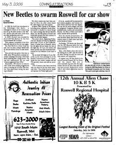 Roswell Daily Record, May 03, 2006, Page 33