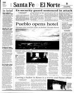 Santa Fe New Mexican, February 01, 2005, Page 4