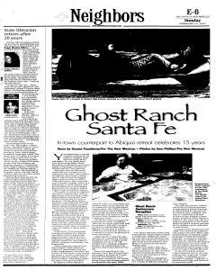Santa Fe New Mexican, February 13, 2005, Page 42
