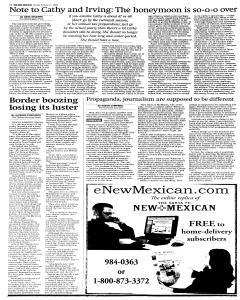 Santa Fe New Mexican, February 13, 2005, Page 48