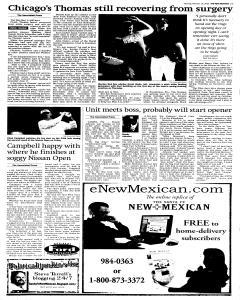 Santa Fe New Mexican, February 19, 2005, Page 21