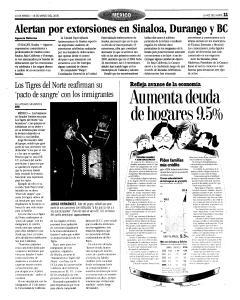 Santa Fe New Mexican, March 10, 2005, Page 42