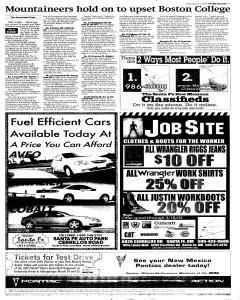 Santa Fe New Mexican, March 11, 2005, Page 35
