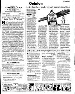 Santa Fe New Mexican, March 24, 2005, Page 7