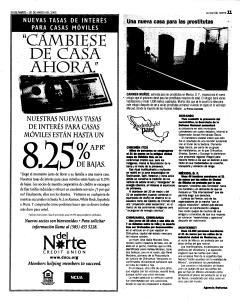 Santa Fe New Mexican, March 24, 2005, Page 39