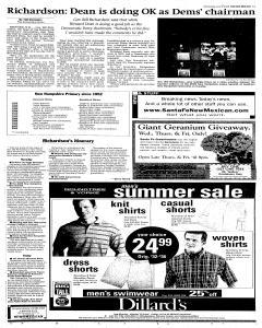 Santa Fe New Mexican, June 08, 2005, Page 3