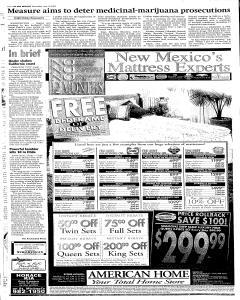Santa Fe New Mexican, June 15, 2005, Page 10