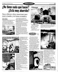 Santa Fe New Mexican, June 23, 2005, Page 52
