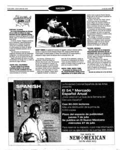 Santa Fe New Mexican, June 23, 2005, Page 104