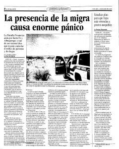 Santa Fe New Mexican, July 07, 2005, Page 26
