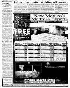 Santa Fe New Mexican, August 03, 2005, Page 8