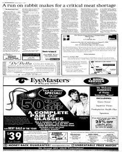 Santa Fe New Mexican, August 07, 2005, Page 8