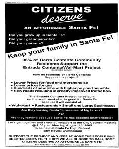 Santa Fe New Mexican, August 15, 2005, Page 8