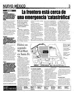 Santa Fe New Mexican, August 18, 2005, Page 33