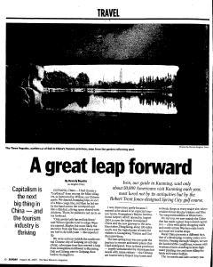Santa Fe New Mexican, August 28, 2005, Page 90